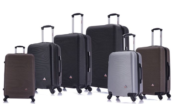 InUSA Royal Lightweight Hardside Spinner Luggage | Groupon