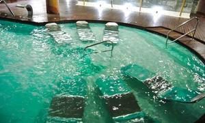 Aquafisio Arroyomolinos: Circuito termal de 90 minutos para 2 con opción a masaje o circuito completo desde 14,95 € en Aquafisio Arroyomolinos