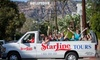 Up to 11% Off Tours from Starline Tours Hollywood