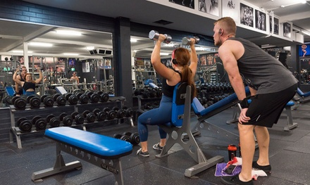 One-Month Unlimited Gym Access for One ($19) or Two People ($35) at Doherty's Gym, Perth (Up to $150 Value)