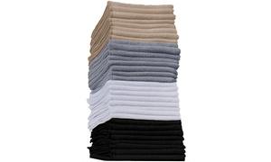 Reusable Microfiber Towels (32-Pack)