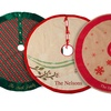 "Up to 43% Off Personalized 46"" Christmas Tree Skirts"