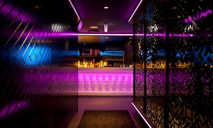 Dynasty Karaoke: Drinks + All-Night Happy Hour Menu Access for 2 ($12), 4 ($24), or 10 People ($60) at Dynasty Karaoke (Up to $100 Value)
