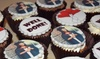 Mmm..! Cupcakes - Greater London: Four or Eight Photo Cupcakes at Mmm..! Cupcakes (Up to 63% Off)