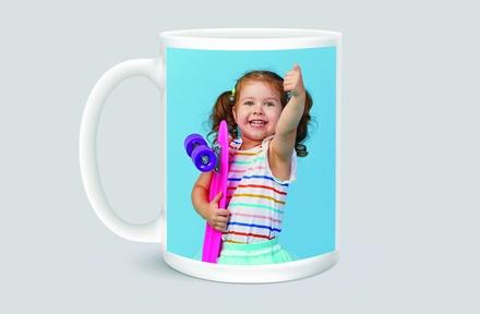 Fino a 3 tazze personalizzate con foto a 3,99€euro