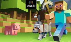 CodeKids Camp: Two-Hour Coding and Robotics Workshop at CodeKids Camp (76% Off)