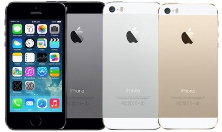 iPhone 5s fino a 64GB ricondizionato con accessori disponibile in vari colori da 219 € con spedizione gratuita