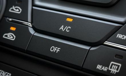 Recarga aire acondicionado del coche con opción a pre-ITV  y cambio de aceite y filtros desde 29,95 € en Bermar Service