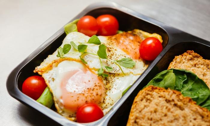 Dzień Dobry Catering - Kraków: Catering tradycyjny lub wegetariański z dostawą: 3 posiłki na 3 dni od 65,99 zł i więcej opcji w Dzień Dobry Catering