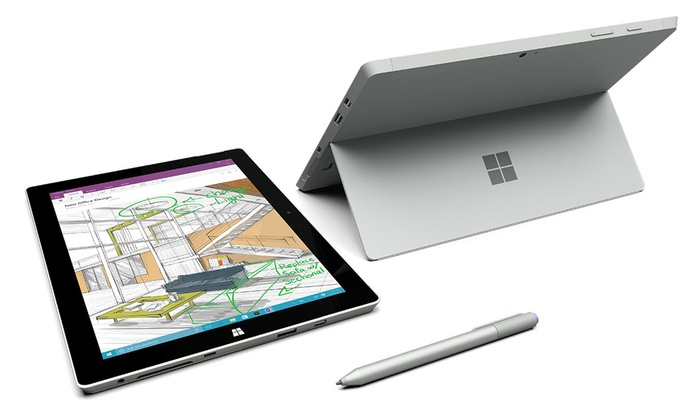 Microsoft Surface 3 128GB 10