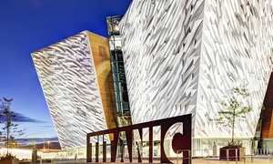 Titanic Belfast: Family Entry to the Titanic Experience and SS Nomadic at Titanic Belfast (Up to 52% Off)