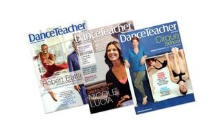1-Year, 12-Issue Subscription to Dance Teacher Magazine
