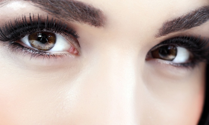 17a9d0d2eab Set of Classic Eyelash Extension - Lux Lashes | Groupon