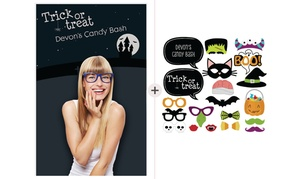 Big Dot of Happiness: One Party Photo-Booth Kit from Big Dot of Happiness (39% Off)