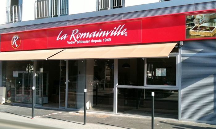 Gateau la romainville 93
