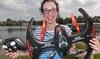 Bat 4-Channel Quadcopter Drone