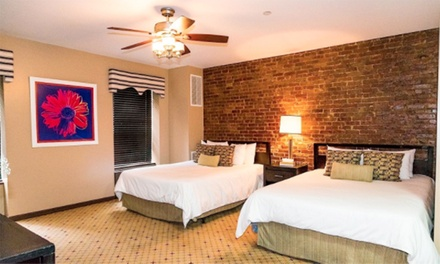 Stay at Royal Park Hotel in Manhattan, NY, with Dates into March 2018