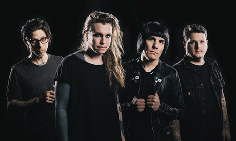 Against Me! on August 7 at 8 p.m. 8f6493dc-ccab-44de-8134-61ad4a43e5e8