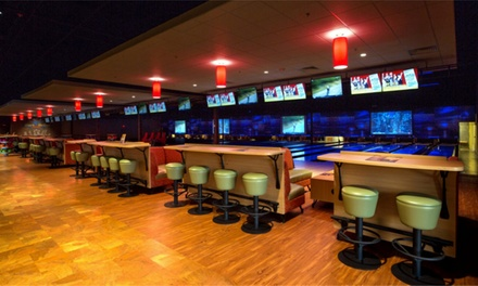 Bowling, Game Cards, and Two or Six Bumper Car Passes at Stars and Strikes (Up to 55% Off)