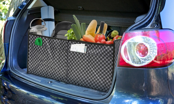 Interior Car Organizers For Trash Trunk Accessories And Tablets