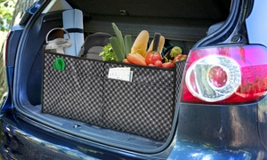 Interior Car Organizers for Trash, Trunk Accessories, and Tablets