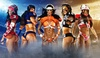Austin Acoustic vs. Los Angeles Temptation - H-E-B Center at Cedar Park: Legends Football League Austin Acoustic Game on Saturday, June 24, at 7 p.m.