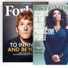 1-Year Subscription to Forbes, Fast Company or Inc. Magazines