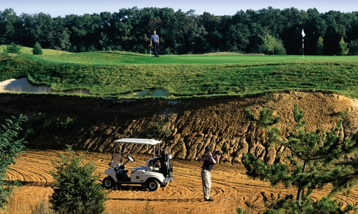 Up to 44% Off Round of Golf at Scotland Run