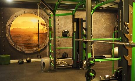 Premium-Fitness-Mitgliedschaft+Sauna u. Getränke-Flat für 2-4 Wochen im Alans Sport Club Bonn