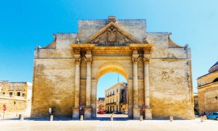 Tour guidato di Otranto, Gallipoli o Santa Maria di Leuca fino a 6 persone con Il Cedro del Libano (sconto fino a 71%)