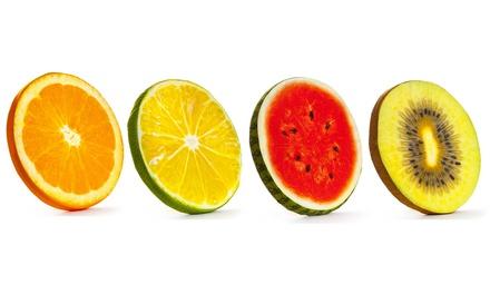 Cuscini Tondi.Cuscini Tondi Fantasia Frutta Disponibili In Vari Modelli Italia