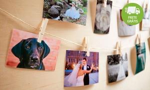 Nicephotos: Nicephotos: revelação de 100 fotos, 200 ou 300 fotos 10x15 cm com frete grátis
