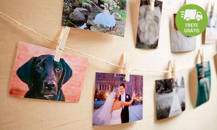 Nicephotos: revelação de 100 fotos, 200 ou 300 fotos 10x15 cm com frete grátis