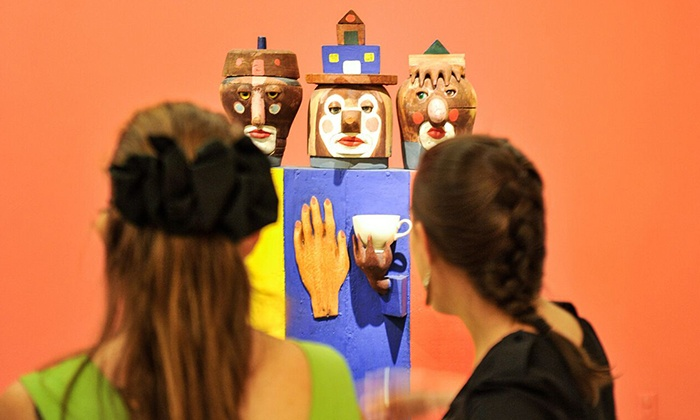 El Museo del Barrio - East Harlem: Admission for Two or Four, or One-Year Membership to El Museo del Barrio (Up to 58%Off). Four Options.