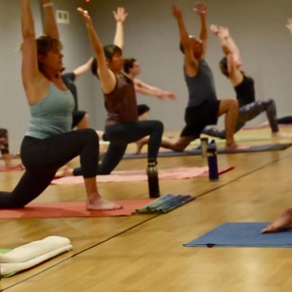 5 Or 10 Class Pass For Yoga Calgary Hot Yoga Groupon