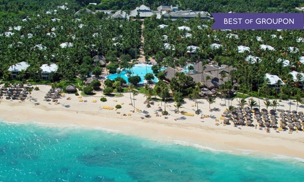 ✈ 4- to 7-Night All-Inclusive Iberostar Bávaro Suites Trip w/ Nonstop Air. Price per Person Based on Double Occupancy.