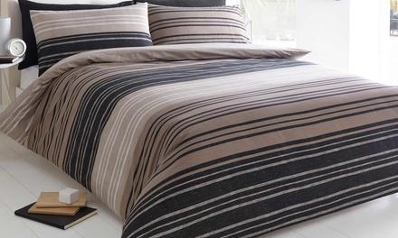 Pieridae Textured Duvet Cover Set