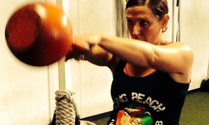 Long Beach Kettlebell Club: Two Weeks of Fitness and Conditioning Classes at Long Beach Kettlebell Club (65% Off)