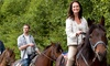 Advantage Horsemanship Equestrian Center - 2, Uniontown: Horseback Experience for one or two at Advantage Horsemanship Equestrian Center in Union Bridge (Up to 54% Off)
