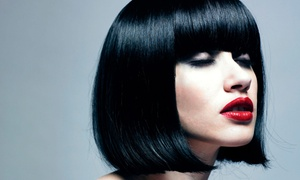 Infamous Hair: Haircut Packages for Women and Men at Infamous Hair (Up to 82% Off)