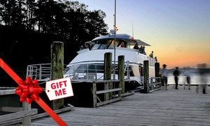 Kawau Water Taxis: Kawau Island Royal Mail Run Cruise: Child (From $18) or Adult (From $34) with Kawau Water Taxis (From $34 Value)