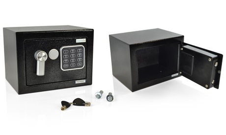SereneLife Compact Electronic Safe 5f06b556-e151-4cc9-9da8-10154a7619a8