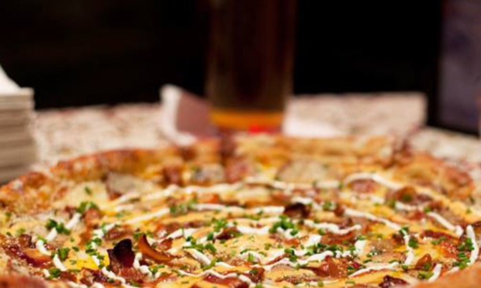 Mellow Mushroom - Multiple Locations: Pizza for Dine-In or Carry-Out from Mellow Mushroom (Up to 40% Off)