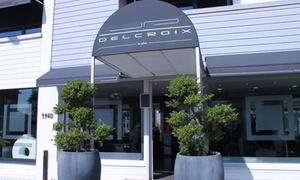JP Delcroix et ses architectes du cheveu: Shampoing, coupe relooking avec modelage tao et Fauteuil Shiatsu à 24,50 € chez Jean Pierre Delcroix - Art Coiffure