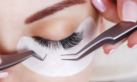 $55.41 for a Full Set of Premium Mink Eyelash Extensions at Heights Retreat Salon & Spa ($300 Value)