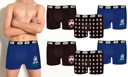 Set boxer di Star Wars