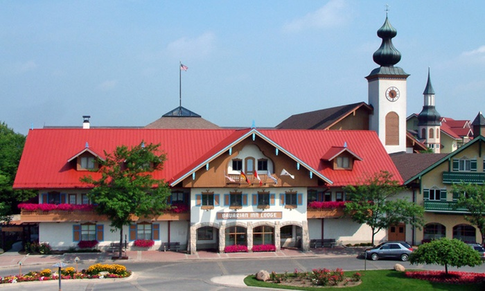 Bavarian Inn Lodge - Frankenmuth, MI: 1-Night Stay with Water-Park Package at Bavarian Inn Lodge in Frankenmuth, MI