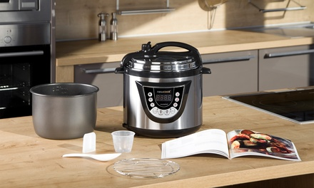 Jusqu 39 75 cuiseur multi fonctions newcook groupon - Newcook plus ...