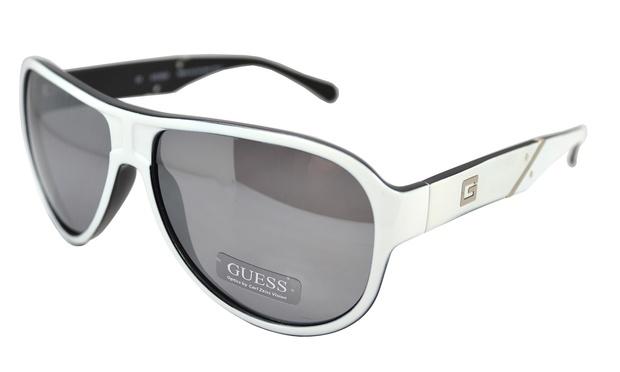 Sunglasses Guess Men, White