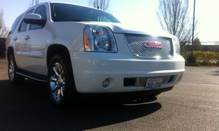 Jose's Auto Detailing - Tukwila Urban Center: A Hand Car Wash with Interior Cleaning from Jose's Auto Detailing